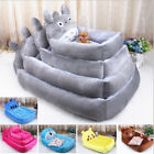 Pet Cat Dog Bed House Blanket Mat Kennel Pad Removable Wash Soft Comfortable