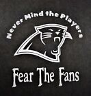 Fear the Fans Carolina Panthers Vinyl Decal for laptop windows wall car boat on eBay