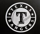 Texas Rangers Vinyl Decal for laptop windows wall car boat on Ebay