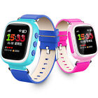Anti-lost Kids Safe GPS Tracker SOS Call Smart Watch Wrist For Android IOS New