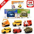 2017 Magic Follow Any Drawn Line Pen Inductive Toy Car Truck Bus Tank Model US