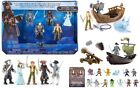 Pirates Of The Caribbean Jack Sparrow Battle Ghost Figures Set Slazar's Revenge