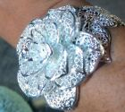 ".925 silver ""corsage"" braclet"