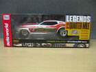 Auto World Bounty Hunter Connie Kalitta 1:18 NHRA Legends 1/4 Mile 72 Mustang FC