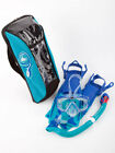 Jean-Michel Cousteau Youth Lucent Mask/Snorkel/Fins Combo by Body Glove