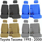 1995 - 2000 Toyota Tacoma RCab XCab Front 60/40 Split Bench Seat Covers A67
