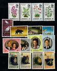 Jersey Unmounted Mint stamps & M/Sheets 1969 -1994 multi listing your choice NHM