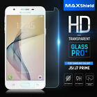 MAXSHIELD Tempered Glass Screen Protector For Samsung Galaxy J5 J7 Prime