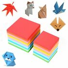 Внешний вид - 520pcs Colorful Square Double Sided Origami Folding Lucky Wish Paper Craft Paper