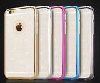 Luxury Ultra Slim Shockproof Bumper Case Cover for Apple iPhone 6 6s
