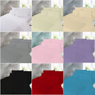 "100% Brushed Cotton Flannelette 40 CM/16"" Extra Deep Fitted Sheets, WARM FEEL"