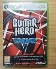 Xbox 360 Guitar Hero Van Halen Mass Effect 2 (II) Sealed New PAL Choose Your Own