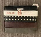 RELIC RFID Bifold Wallets ASSORTED STRIPES  New! image