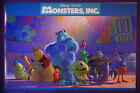 Monsters Inc Sulley Mike Boo Celia Randal Disney Movie Poster 24X36 New   MONS