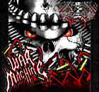 "POLARIS GENERAL ""WAR MACHINE"" GRAPHICS WRAP SKIN DECAL KIT FOR OEM BODY / DOORS"