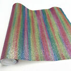 Fine Glitter Fabric Sparkle Twinkle Leather Vinyl Craft Material Decor Zaione