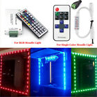US 10~500FT 5050 SMD 3 LED Module STORE FRONT Window Sign Strip Light +Remote