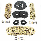 1994+%2D+1996+Polaris+Sportsman+400+4x4+Gold+O+Ring+Chains+%26+Complete+Sprocket+Set