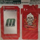 MusicSkins Mobile Phone Stylish Protection, Peel, Apply, Protect, Made in USA