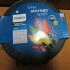 Philips; 200ct LED C6 String Lights- Multicolored