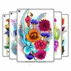 HEAD CASE DESIGNS WATERCOLOURED FLOWERS HARD BACK CASE FOR APPLE iPAD