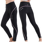 womens vintage bikes for sale - HOT SALES Women Sports Bike Tights Bottoms Cycling 4D Padded Long Bicycle Pants