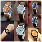 Adult Men Fashion Three Eye Luxury Watch Stainless Steel Windmill Wristwatches