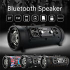 Wireless Portable bluetooth Speaker Stereo Super Bass HIFI AUX USB TF FM Music