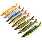 12.5CM 20G Plastic Diving Minnow Floating Lure Hard Bait Fishing Tackle