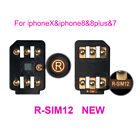 US Wholesale R-SIM 12 Nano Rsim Unclock SIM Card For iPhoneX/8/7/7p/6s/6sp IOS11