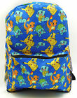 """Pokmon Multi Character 17"""" Backpack IN STOCK NOW! LIMITED QUANTITIES"""