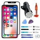 iPhone X Screen Replacement Front Outer Touch Screen Glass Lens Repair Tools Kit