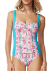 Moontide-Ladies Flora Belle Twist 1 Piece