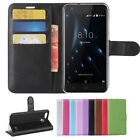 PU Leather Wallet Card Slot Flip Case Cover Skin For Blackview A7 Pro Cell Phone