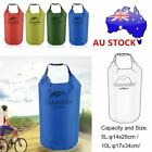 Portable 5 10 20L Waterproof Bag Storage Dry Bag for Rafting Sport Equipment UER