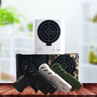 Novelty USB Laser Gun Alarm Clock Funny Target Shooting Game LCD In Stock