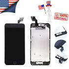 "For iPhone 6 Plus 5.5"" LCD Touch Screen Replacement with Home Button + Camera US"
