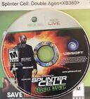 Tom Clancy's Splinter Cell: Double Agent - Xbox 360 Game