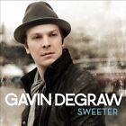 Sweeter by Gavin DeGraw (CD, Sep-2011, RCA) sealed, drill hole