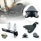 """Universal Motorcycle SOLO Seat Base + 3"""" Spring Mounting Bracket For Harley US $15.99 USD"""