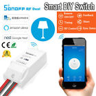 Sonoff Tracking Smart Switch WiFi Wireless Timer Controller Monitor Universal
