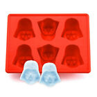 Star Wars Ice Tray Silicone Mold Ice Cube Tray Chocolate Mould Death Star Darth