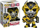 Transformers OPTIMUS PRIME#101 BUMBLEBEE#102 Funko Pop Figure Toy model doll
