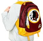Washington Redskins NFL Team Back Pack (B26)