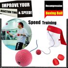 Punching Ball,  Boxing Speed Ball Speed & Agility Training Equipment GH