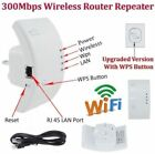 LOT 300Mbps Wireless-N Wifi Repeater AP Router Signal Booster Range Extender BT