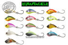 Eurotackle Z-Viber Ice Pan Trout Fishing Lipless Jig Crankbait 1in 1/16oz Pick