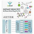 EZ Level 6 Panel Urine Drug Screen Dip Test Multidrug Testing Kit