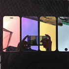 Colorful Mirror Tempered Glass Front Screen Protector Film For iPhone 6/7/8P/X