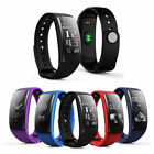 QS90 Waterproof Bluetooth Smart Watch Phone Mate Wristband F Android IOS iPhone